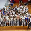 Winnacunnet Warriors Girls Volleyball vs the Purple Panthers of Nashua South High School in the NHIAA DIV 1 Semi-Finals match on Tuesday 11-5-2019 @ Pinkerton Academy.  Matt Parker Photos