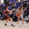 Winnacunnet Warriors JV Girls Varsity Basketball game vs the Clippers of Portsmouth High School on Friday 12-20-2019 @ WHS.  Matt Parker Photos