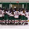 Saint Thomas/Winnacunnet/Dover Girls DIV I Ice Hockey vs Bishop Brady/Trinity/West on Monday 12-23-2019 @ Dover Rinks.  STA-6, BB-3.  Matt Parker Photos