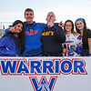 Winnacunnet Warriors Football vs the Clippers of Portsmouth High School on Friday Night 9-13-2019 @ WHS.  WHS-21, PHS-49.  Matt Parker Photos