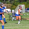 Winnacunnet Warriors Girls Field Hockey vs the Blue Devils of Merrimack High School on Friday 9-13-2019 @ WHS.  WHS-1, MHS-2.  Matt Parker Photos