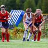 Winnacunnet Warriors Girls Field Hockey vs the Crusaders of Memorial High School on Monday 9-16-2019 @ WHS.  WHS-2, MHS-1.  Matt Parker Photos