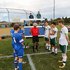 WHS Warriors Boys Soccer vs the Green Wave of Dover High School on Tuesday 9-24-2019 @ WHS.  WHS-2, DHS-1.  Matt Parker Photos