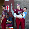 Portsmouth Clippers Football vs the Red Raiders of Spaulding High School on Friday Night 9-27-2019 @ PHS.  Matt Parker Photos