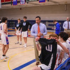 Coach Jay McKenna, Winnacunnet Warriors Boys Basketball game vs the Astros of Pinkerton Academy on Tuesday 1-14-2020 @ WHS.  WHS-53, PA-23.  Matt Parker Photos