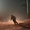 "KRISTOPHER RADDER - BRATTLEBORO REFORMER<br /> People ski down the slopes at Stratton Mountain under the glow of lights during the fifth annual 24 Hours of Stratton on Saturday, Jan. 7, 2017.<br /> People skied around the clock, as they raised funds to help the Stratton Foundation.<br /> Stratton Foundation Executive Director Tammy Mosher said that her favorite aspect of the event is learning the heartfelt stories of why fundraising and participating in the 24 Hours is important to the athletes.<br /> ""Many choose helping Vermont children in need as their philanthropy, asking family, friends and corporate matching dollars to support the Foundation, and that's what it's all about,"" she said. ""We are so grateful."""