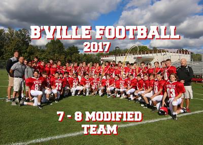 7-8 bville mod football 2017 - 2018