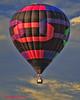 """Synchronicity"" Jeff Haliczer - Reno, NV<br /> 2012 Gatesway Balloon Festival<br /> Claremore, OK"