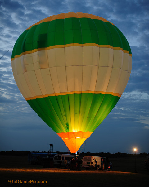"""Whatever"" Amanda Sabia - Overland Park, KS<br /> 2012 Gatesway Balloon Festival<br /> Claremore, OK"
