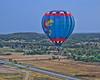 """""""Airhawk"""" Steve Libel - Bonner Springs, KS<br /> 2012 Gatesway Balloon Festival<br /> Claremore, OK"""