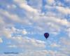 """Spirit in the Sky"" Michael Scott - Oklahoma City, OK<br /> 2012 Gatesway Balloon Festival<br /> Claremore, OK"