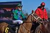 """1/17/2014<br /> Race 2<br /> #6 - """"Razorback Red"""" Ricardo Santana Jr."""
