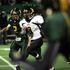 Archbishop Wood's Brandon Peoples tries to outpace Allentown Central Catholic's Colin McDermott.<br /> Bob Raines 12/10/10