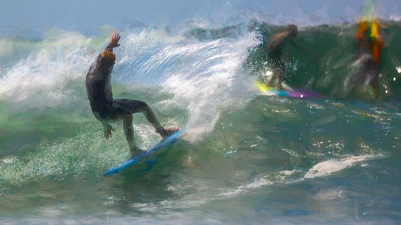 Surfing Zeros, 09/05/2019