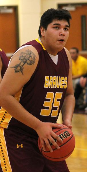 BRAVES BASKETBALL 2014-15