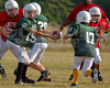 Mitch Marshall (15) & Kade Scott (17) - Root Chargers<br /> 9/30/2006