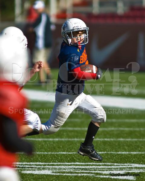 ?  - Vandergriff Broncos<br /> Razorback Stadium 10/15/11