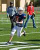 Lawson Blake - Vandergriff Broncos <br /> Razorback Stadium 10/15/11