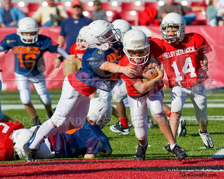 #19 - Vandergriff Broncos <br /> Razorback Stadium 10/15/11