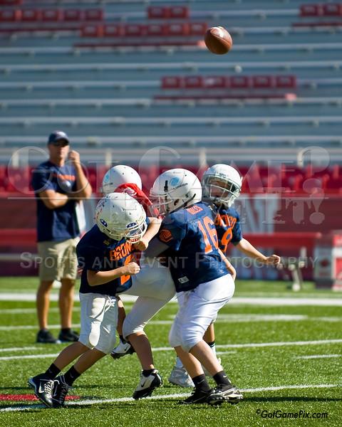 - Vandergriff Broncos <br /> Razorback Stadium 10/15/11