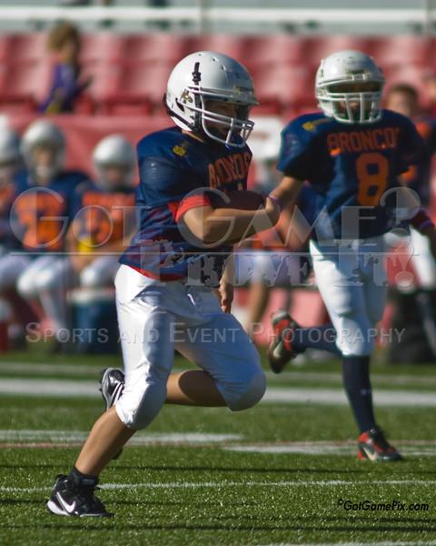 #14 - Vandergriff Broncos &<br /> Carsten Johnson - Vandergriff Broncos<br /> Razorback Stadium 10/15/11Carsten Johnson