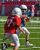 Luke Lobo - Vandergriff Broncos<br /> Razorback Stadium 10/15/11