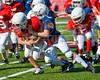 Owen #19 - Vandergriff Broncos <br /> Razorback Stadium 10/15/11