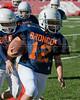 Ryan Moore - Vandergriff Broncos<br /> Razorback Stadium 10/15/11