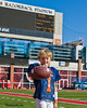 Beau Stuckey - Vandergriff Broncos<br /> Razorback Stadium 10/15/11