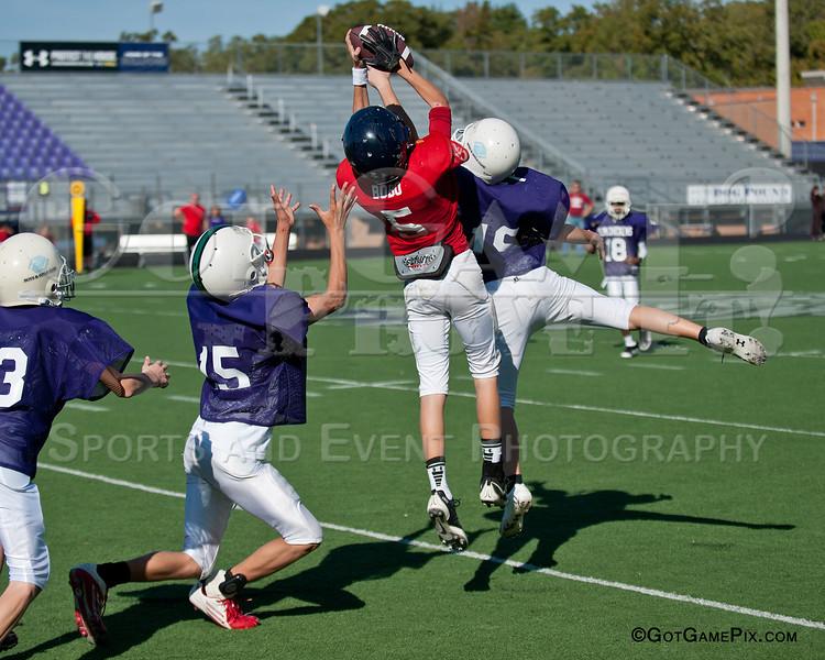 Jake Bobo<br /> est Sports v. Slim Chicken<br /> Harmon Field<br /> 10/22/2011