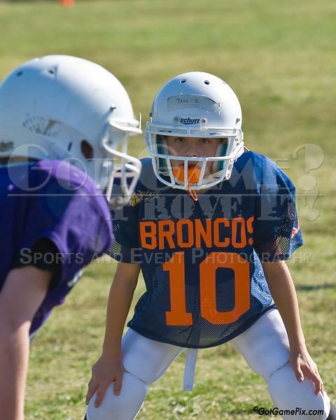 Jacob Ross - Broncos<br /> 10/08/11