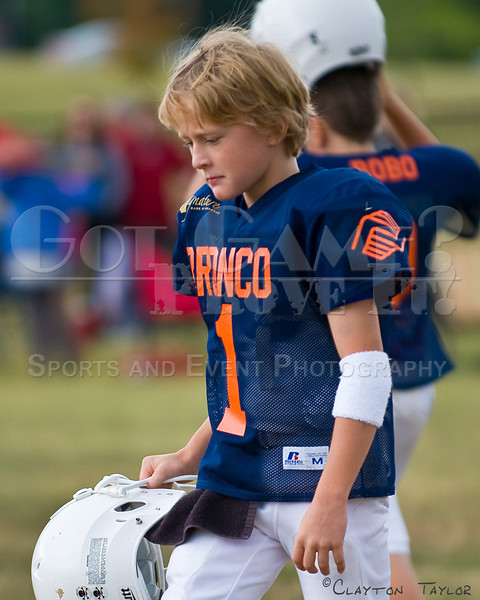 Beau Stuckey - Vandergriff Broncos<br /> 09/17/2011
