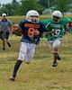 Carsten Johnson - Vandergriff Broncos<br /> 09/17/2011