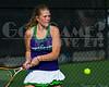 Emily Hokett - Fayetteville Bulldogs <br /> FHS v. Bentonville High  9/13/2011
