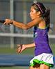 Mia Bautista - Fayetteville Bulldogs <br /> FHS v. Heritage High  9/8/2011