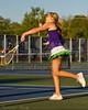 Emma Huggins - Fayetteville Bulldogs <br /> FHS v. Heritage High  9/8/2011