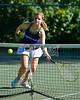 Emma Huggins - Fayetteville Bulldogs <br /> Rogers High v. FHS 8/22/2011