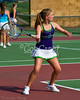 Madeleine Corbell - Fayetteville Bulldogs<br /> Ft. Smith Southside v. FHS 9/1/2011