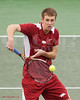 Hall Fess<br /> Razorback Tennis<br /> 2/10/12