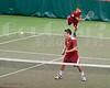 Zogaj & Lehmann<br /> Razorback Tennis<br /> 2/10/12
