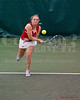 Laurie Gingras<br /> Razorback Tennis<br /> 2/5/12