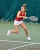 Kate Lukomskaya<br /> Razorback Tennis<br /> 2/5/12