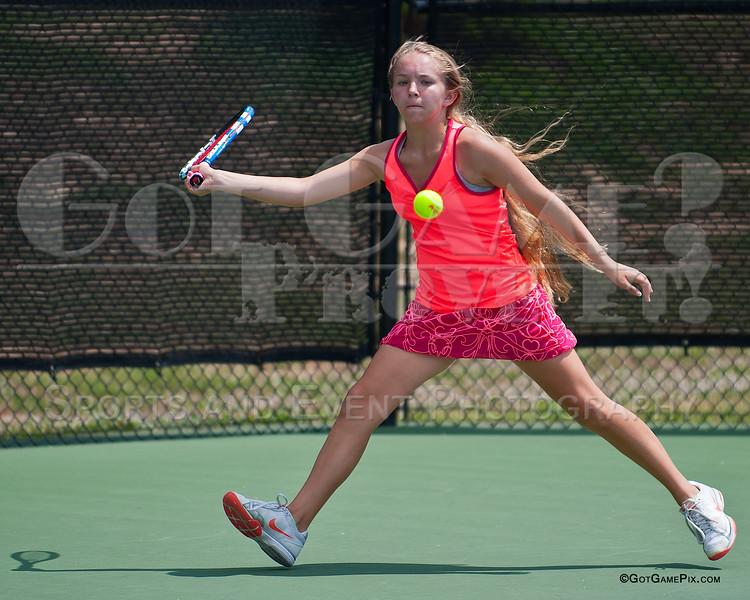 Teah Flynn - Farmington, AR<br /> Colgate Juniors Tournament<br /> June 2012