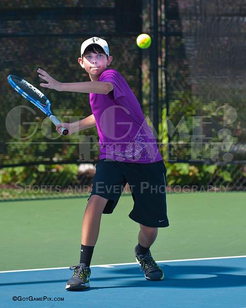 Luke Anderson - Ozark, AR<br /> Colgate Juniors Tournament<br /> June 2012