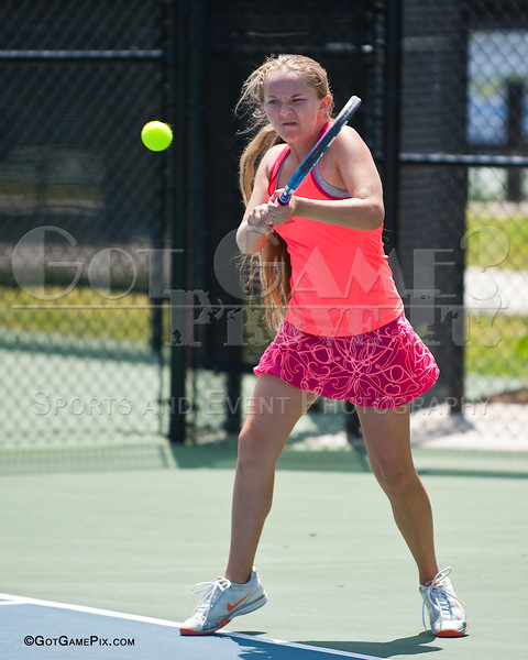Teah Flynn - Farmington, AR<br /> Colgate Juniors Tournament<br /> June 2012