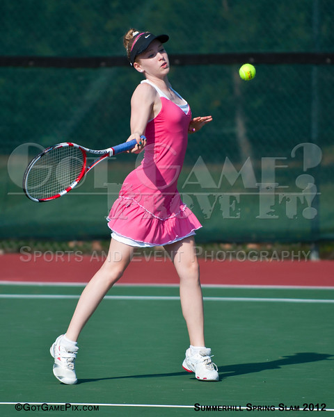 Catherine Nettle - Bentonville, AR<br /> Summerhill Jr. Spring Slam<br /> May 2012