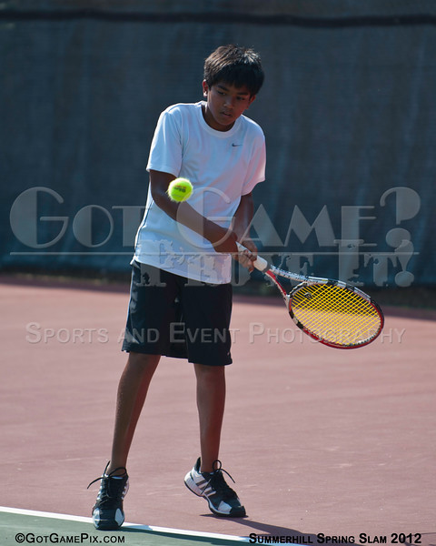 Richie Joshuva - Bentonville, AR<br /> Summerhill Jr. Spring Slam<br /> May 2012