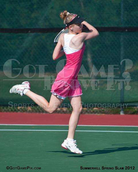 Catherine Nettle - Bentonville, AR<br /> Summerhill Jr. Spring Slam<br /> May 2012