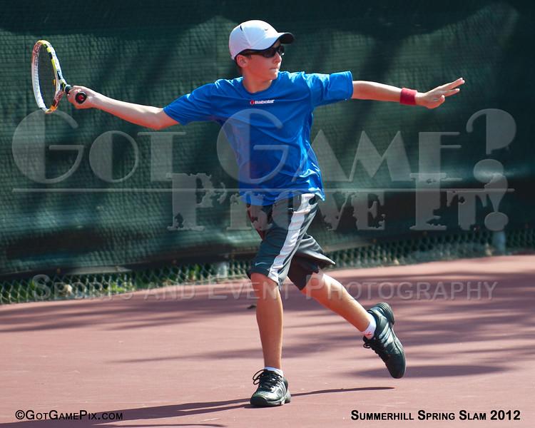 Ben Bridgforth - Fayetteville, AR<br /> Summerhill Jr. Spring Slam<br /> May 2012
