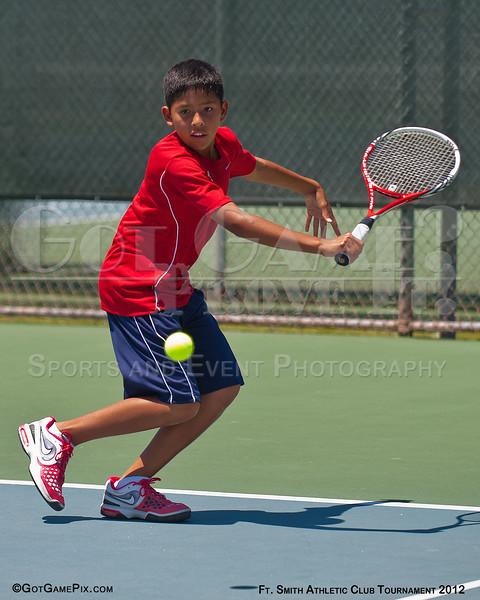 Seth Hernandez - Springdale, AR<br /> Ft. Smith Athletic Club Juniors Tourney<br /> June 2012